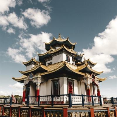 Чайные домики: китайское искусство чаепития