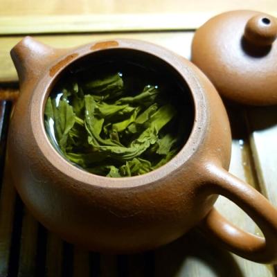 О пользе зелёного чая