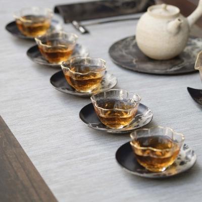 Первое знакомство с китайским чаем