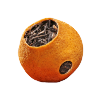Дяньхун в лимоне
