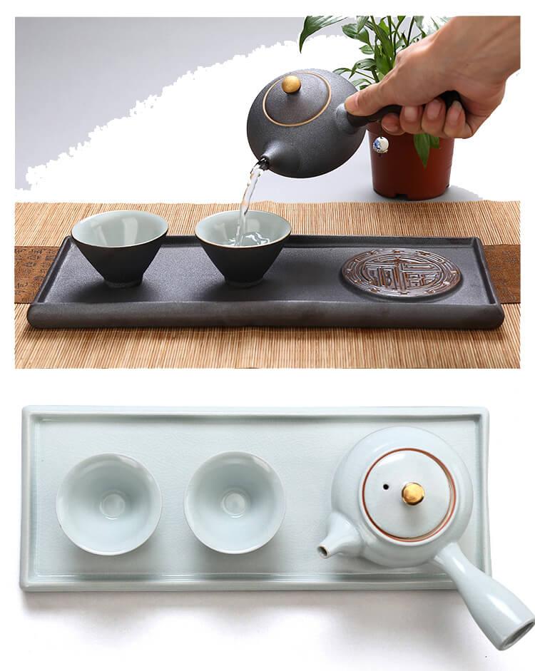 японский чайник кусю
