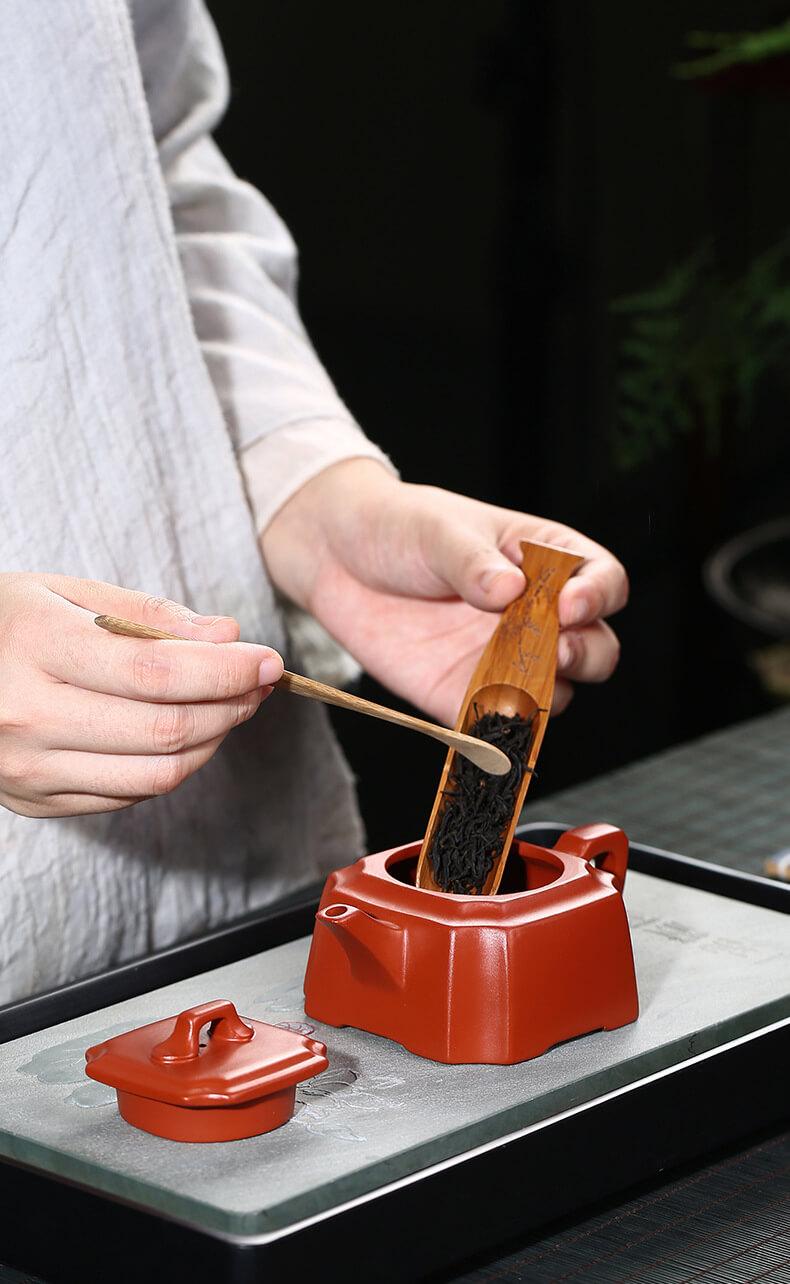 чайник бафан конфуций